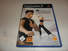 PlayStation 2  PS 2  EyeToy: Kinetic - Combat
