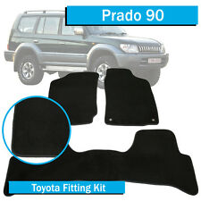 TO FIT: Toyota Prado 90 Series - (1996-2003) - Tailored Car Floor Mats