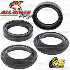 All Balls Fork Oil Seals & Dust Seals Kit For Honda XL 350R 1984 84 Motorcycle