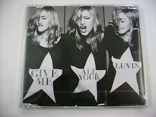 MADONNA - GIVE ME ALL YOUR LOVIN' - CD SINGLE NEW SEALED 2012 EUROPE