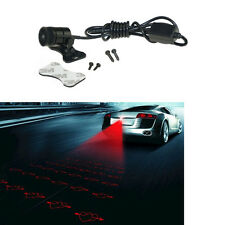 Car Rear Laser Anti-rear-end Warning & Fog light Arrow through the heart pattern