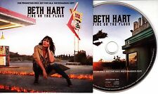 BETH HART Fire On The Floor 2016 Dutch watermarked & numbered 12-track promo CD