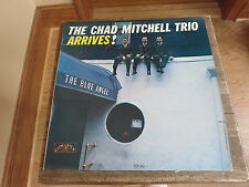 THE CHAD MITCHELL TRIO ARRIVES,  STEREO LP,  CP 411