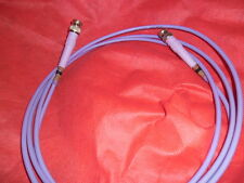 CANFORD SDV-LFH CABLE BNC-BNC 75 OHM  PURPLE  for serial digital video signals