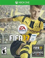 BRAND NEW FIFA 17 for Microsoft Xbox One - Factory Sealed