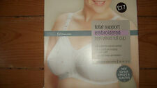 Marks & Spencer non wired total support bra 44J