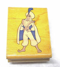 Disney Aladdin rubber stamp A379-D Prince Ali Ababwa mounted Rubber stampede