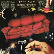 One Size Fits All by Frank Zappa/Frank Zappa & the Mothers of Invention 1988 Bar