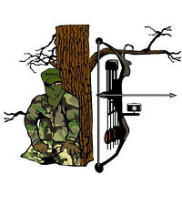 Archery bow hook hunting bow hanger Treestand bow holder mathews bow hunting