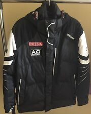 Goldwin Men's Ski Suit Jacket Pants High Technical Sport Ski Racing Italy Sz XL