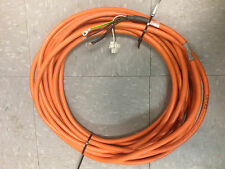 Servo Drive Power Cable for Fanuc, Siemens, Parker --used in good condition #5