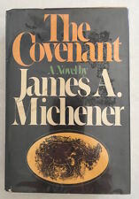 The Covenant by James A. Michener - Signed First Edition