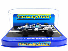 Scalextric Eagle Gurney-Weslake - Dan Gurney #9 1/32 Scale Slot Car C3429