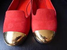 YSL Schuhe Damenschuhe Pumps  Rot Gr.37,5