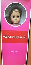 "New AG American Girl Doll 18"" Isabelle Year Dance Ballet Outfit Blonde Blue Free"