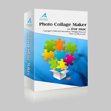Amoyshare Photo Collage Maker MAC dt.Vollversion ESD -Download !