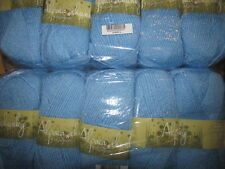 KNITTING WOOL & YARN  10 x 100g - ALPACA BY STYLECRAFT - BLUE