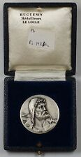 1895 Switzerland 32mm Silver Swiss Shooting Medal R-1958a m-1132A