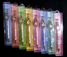 SAILOR MOON 20th Anniversary Limited Cosmic Ballpoint Pen Complete Set of 8 NEW