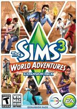 The Sims 3: World Adventures Expansion (PC/MAC, Region-Free) Origin Download KEY