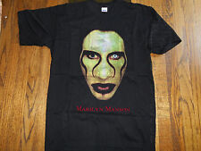 MARILYN MANSON Sex Is Dead Rare vintage 1997 Rock Band  t shirt Gildan Reprint