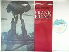 ERIC PARKIN PLAYS PIANO MUSIC BY FRANK BRIDGE UNICORN 359