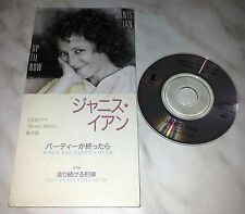 """CD JANIS IAN - WHEN THE PARTY'S OVER - TODP-2399 - JAPAN 3"""" INCH - SINGLE"""