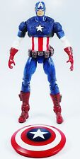 Marvel Universe 2009 CAPTAIN AMERICA (SERIES 1 #012) - Loose