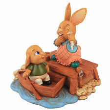 Pendelfin Rabbit Collectors Limited Edition Figurine - The Jetty # 322