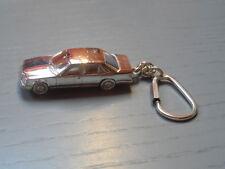 Mercedes w124  Anhänger Limousine  Schlüsselanhänger -versilbert- Keyring