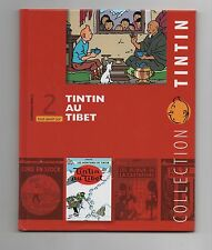 Collection Tintin Moulinsart Hachette 2010. n°2. Tintin au Tibet. NEUF