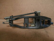 BMW 3 SERIES E46 NEAR SIDE DOOR HANDLE INTERNAL CARRIER CABLE TYPE CARRIER