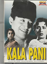 Kala Pani - Dev anand   [Dvd] 1st Edition Eros Released