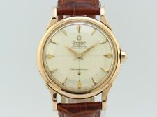 Omega Constellation Chronometer 2852 from 1958 Cal.505 Pie Pan 18k Pink Gold