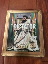The Dictator (Blu Ray/DVD Steelbook) Zavvi, Region Free