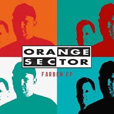 ORANGE SECTOR Farben E.P. CD 2016 LTD.300