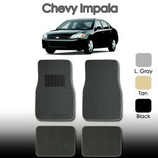 2000 2001 2002 2003 2004 2005 For Chevy Impala Floor Mats