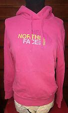 THE NORTH FACE PINK HOODIE SWEATER WOMENS SIZE SMALL EXCELLENT CONDITION