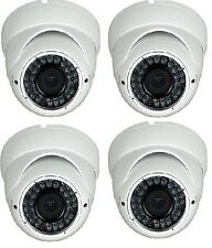 HD TVI 1080P Dome Camera 2MP 1/3 Sony CMOS Varifocal 2.8-12mm 36 IRs OSD USA New