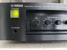 Yamaha C-50 Natural Sound 2 channel pre-amplifier