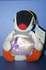 Pingu Penguin Pinga 20th Anniversary Plush doll BANPRESTO 6.8""