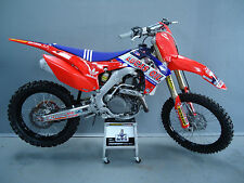 Honda CRF250 2014-17 CRF450 2013-16 Lucas Oil graphics kit + plastic kit EJ2101