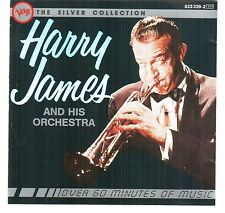 Rare Harry James and His Orchestra The Silver Collection West Germany CD Verve 1