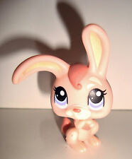 FIGURINE PET SHOP LITTLEST PET SHOP -LAPIN RABBIT BUNNY GRANDES OREILLES GIRL