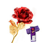 New Valentine's Day Romantic Gift For Women Red Rose Flower Decoration with Box