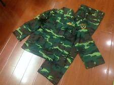 VIETNAM ARMY CAMOUFLAGE UNIFORM WITH PATCHS FOR INFANTRY - RARE