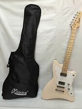 6 String Electric Guitar, Free Gig Bag, Brand New