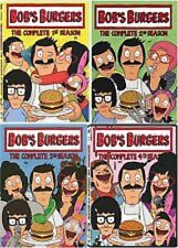 Bob's Burgers TV Series Complete Season 1-4 (1 2 3 4) NEW 10-DISC DVD SET