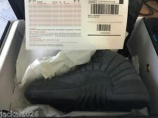 NEW NIKE AIR JORDAN XII RETRO 12 'PSNY' DARK GREY 130690-003 MENS Size 11.5
