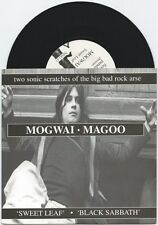 "Mogwai/Magoo ""Black Sabbath"" 7"" OOP Explosions in the Sky Caspian"